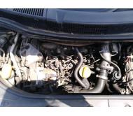 Двигатель (без навесного) Renault Scenic Megan 2 Рено Сценик Меган 1.9TDI 2003-2009