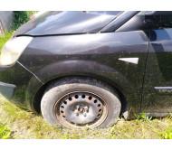 Крыло переднее левое Renault Scenic 2 Рено Сценик 2003-2009 8200020568 7701474852