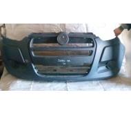 Бампер передний Fiat Doblo 2009-2015 735461211 735512752 735512756