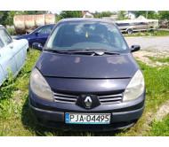 Передняя часть авто (морда) Renault Scenic 2 Рено Сценик 2003-2009