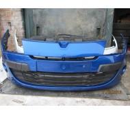 Бампер передний Renault Megane 3 2008-2012 620220036R 620220035R 620220037R