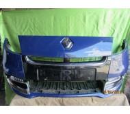 Бампер передний Renault Scenic 3 2012-2013 рестайлинг