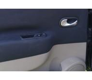 Панель управления стеклоподьемниками двери правой передней (пассажирской) Renault Scenic Рено Сценик 2 2003-2009 8200243559