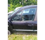 Дверь передняя левая (метал) Renault Scenic 2 Рено Сценик 2003-2009 7751477221