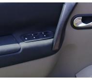 Панель управления стеклоподьемниками двери левой передней (водительской) Renault Scenic Рено Сценик 2 2003-2009 8200195937