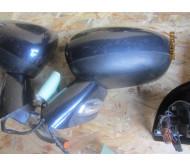 Зеркало наружное левое Citroen C5 3 Ситроен С5 2008-2014 8154CV 8154CX 8154CZ 96574424T4