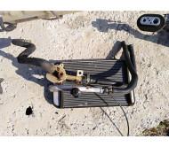 Радиатор печки Citroen Jumper Fiat Ducato Peugeot Boxer 2.8TDI HDI Ситроен Джампер Фиат Дукато Пежо Боксер 1994-2002