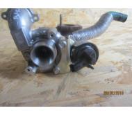 Турбина турбокомпрессор Citroen Peugeot Ситроен Пежо 1.6HDI 9804945280